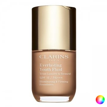 Podklad pre tekutý make-up Everlasting Youth Clarins (30 ml) - 112 - amber 30 ml