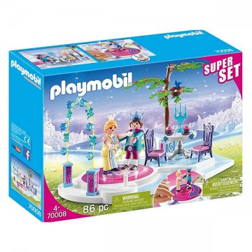 Playset Magic Super Set Real Dancing Playmobil 70008 (86 pcs)