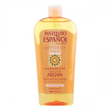 Telový olej Argan Instituto Español (400 ml)