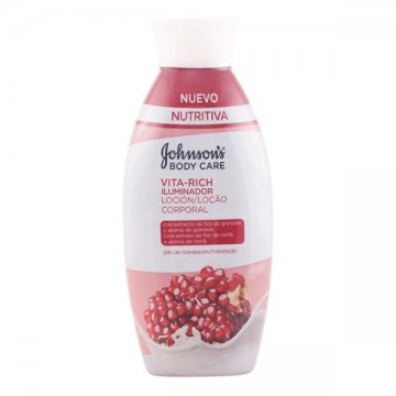 Brightening Pomegranate Body Lotion Vita-rich Johnson's 10992