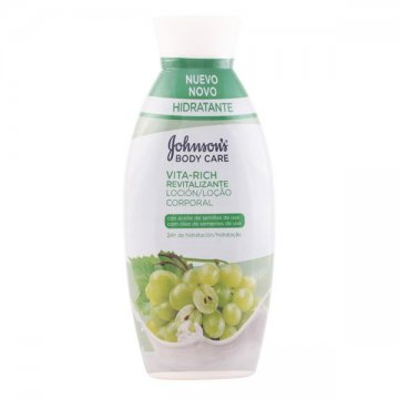 Revitalising Grape Body Lotion Vita-rich Johnson's 11029